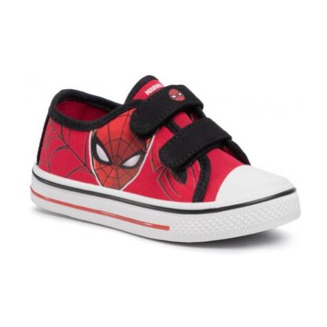 Tenisky Spiderman 5903419132209 Látka/-Materiál Spider-Man