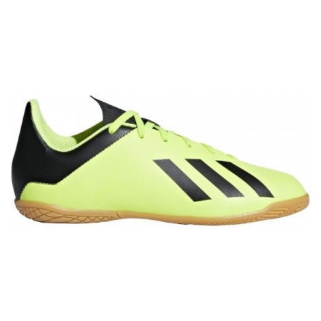 adidas X TANGO 18.4 IN J čierna - Detská halová obuv