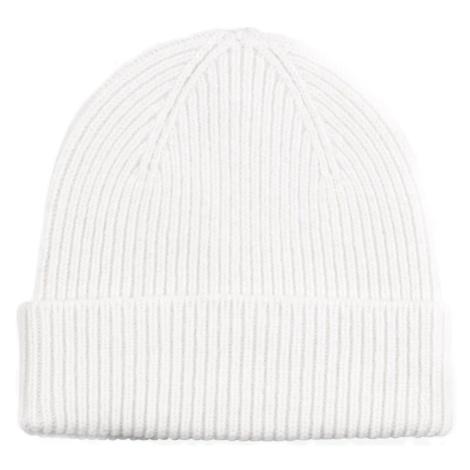 Colorful Standard Merino Wool Beanie-One-size biele CS5081-OW-One-size