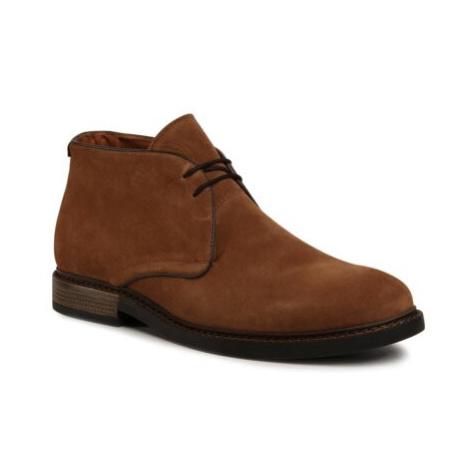 Šnurovacia obuv Gino Rossi MI08-C641-633-07