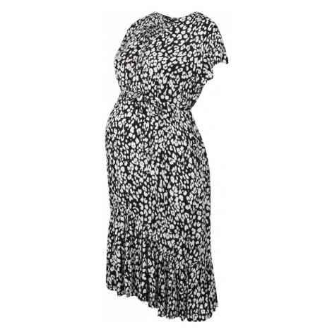 Supermom Letné šaty  béžová / čierna