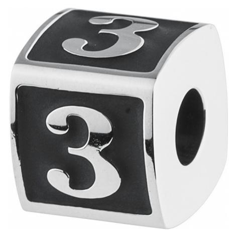 Brosway Oceľový prívesok Numbers TJ Man BTJN72