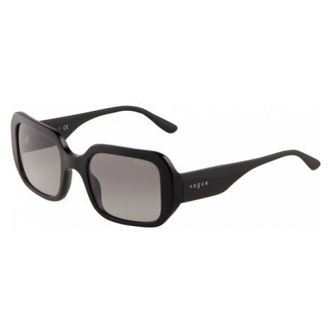 VOGUE Eyewear Slnečné okuliare '0VO5369S'  čierna / biela