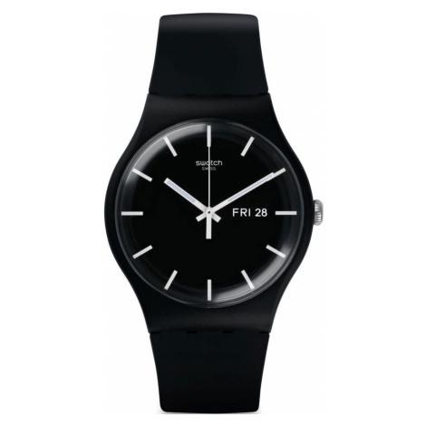 Swatch Mono Black