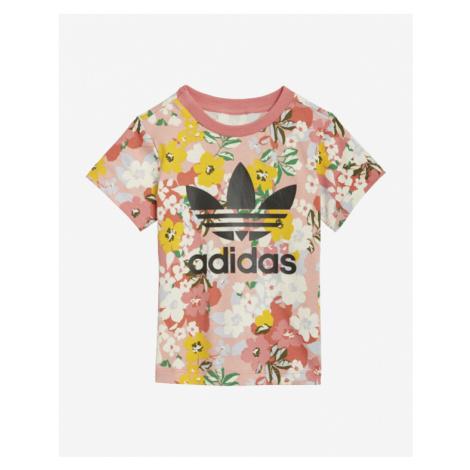 adidas Originals Her Studio London Tričko detské Ružová