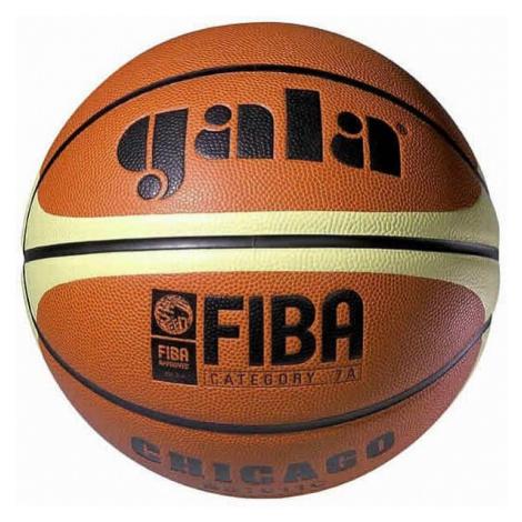 Míč basket CHICAGO BB6011C vel.6 - hnědý