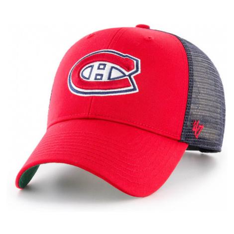 BLACK FRIDAY - Šiltovka 47 Brand Trucker Branson MVP NHL Montreal Canadiens