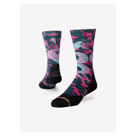 Needles Snow Ponožky Stance Farebná