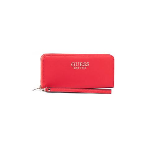 Guess Veľká dámska peňaženka G Chain (RG) Slg SWRG77 39460 Červená