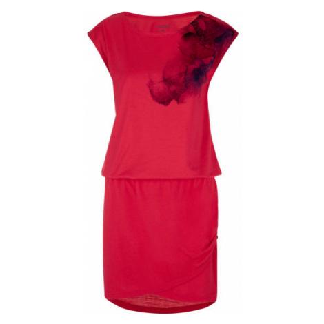 Loap ALGERA červená - Dámske športové šaty