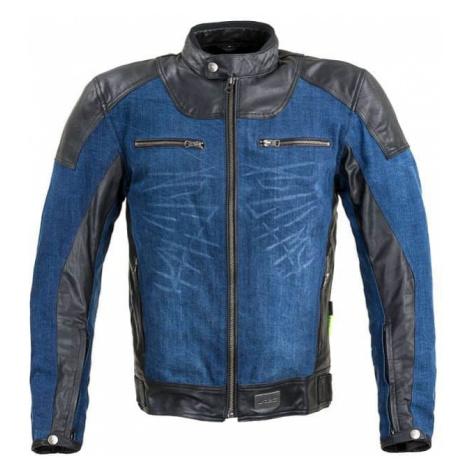 Moto bunda W-TEC Kareko Farba modrá
