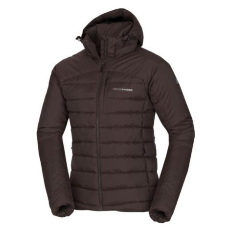 Northfinder VENGDON hnedá - Pánska športová bunda