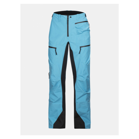 Nohavice Peak Performance W Vis T P Active Ski Pants - Modrá