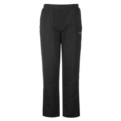 LA Gear Open Hem Woven Pants Womens Black