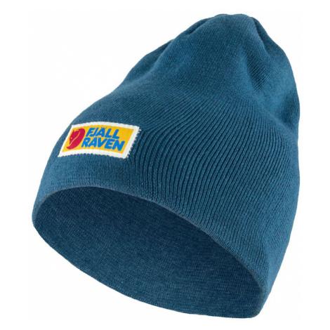 Fjällräven Vardag Beanie Storm-One-size modré F78147-638-One-size