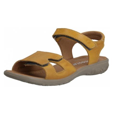RICOSTA Sandále 'Moni'  žltá