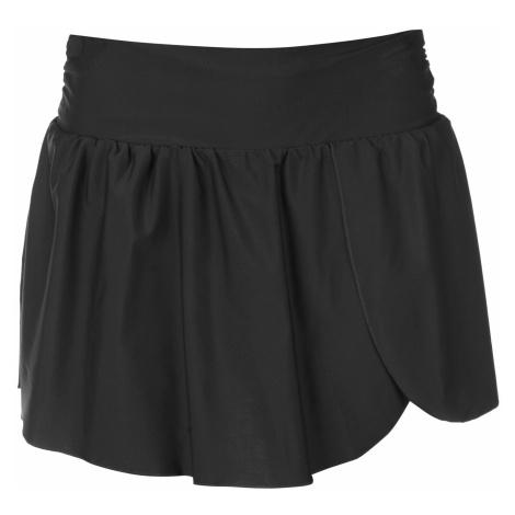 Full Circle dámska plavková sukňa Black