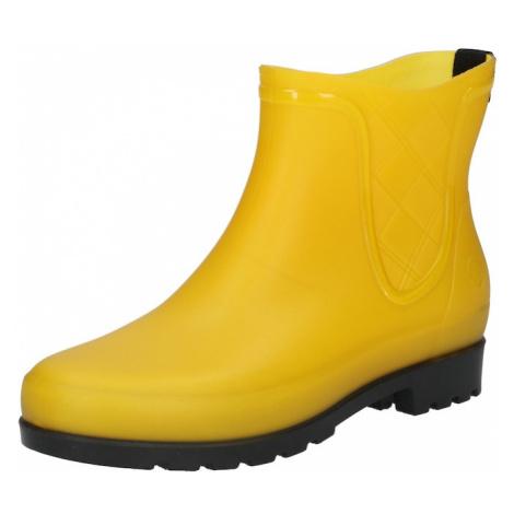 Kamik Nízke čižmy 'PIPPA'  žltá