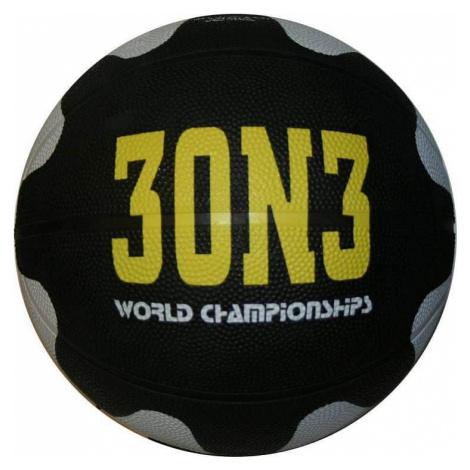 Míč basket SEDCO - 3on3 s potiskem - 5 - černá
