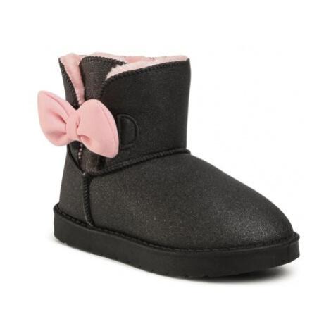 Členkové topánky Mickey&Friends CS2053DSTC Imitácia kože/-Imitácia kože