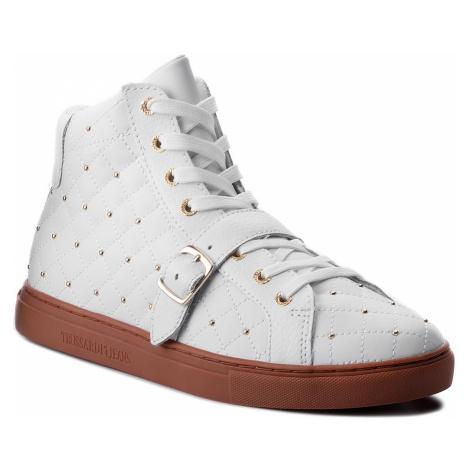 Sneakersy TRUSSARDI JEANS - 79A00241  W001