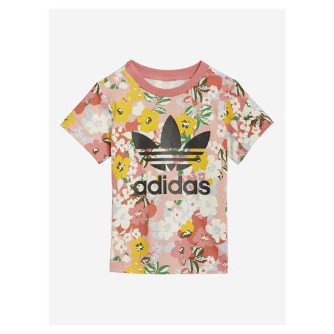 Her Studio London Triko dětské adidas Originals Růžová