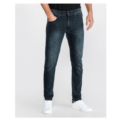 Replay Johnfrus Jeans Modrá