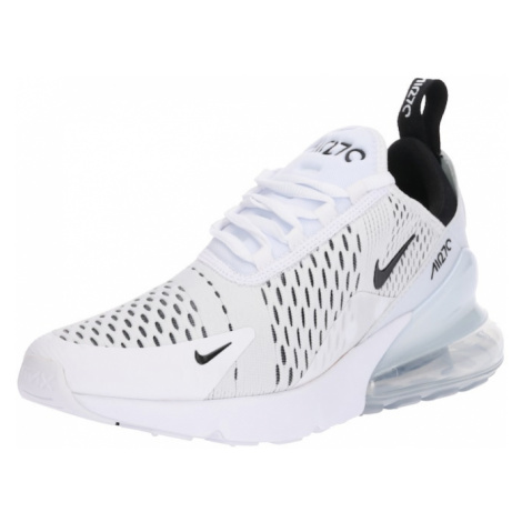 Nike Sportswear Nízke tenisky 'Air Max 270'  biela / čierna