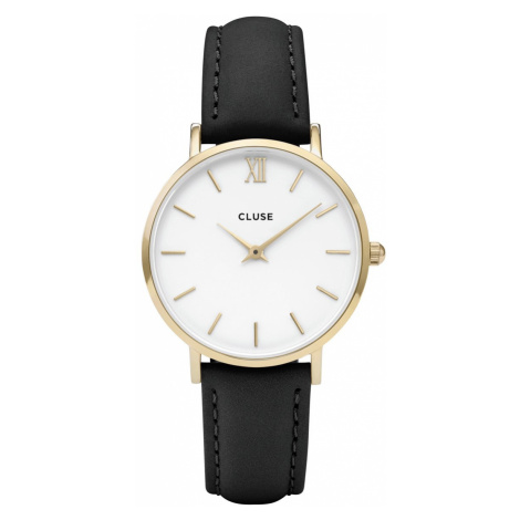 CLUSE MINUIT GOLD WHITE/BLACK CL30019