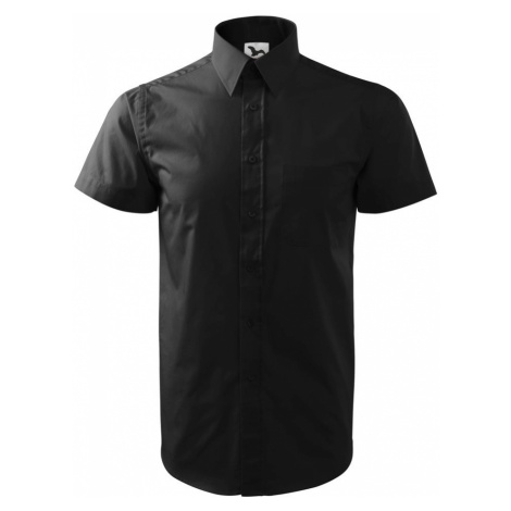 Adler (MALFINI) Pánska košeľa s krátkym rukávom Chic