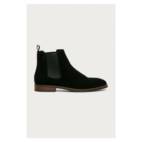 Vagabond - Semišové topánky Chelsea Percy