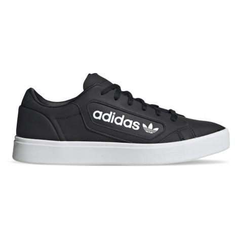 adidas Sleek W-7 čierne EF4933-7