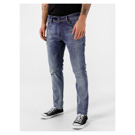 Thavar-XP Jeans Diesel Modrá