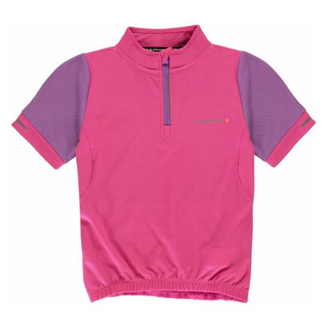 Muddyfox Junior Girls Short Sleeve Cycle Jersey