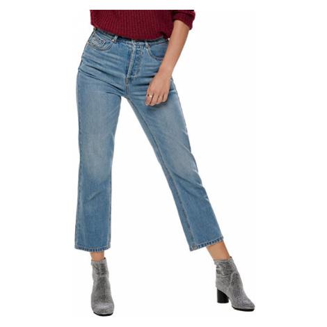 Dámske rovné džínsy Only