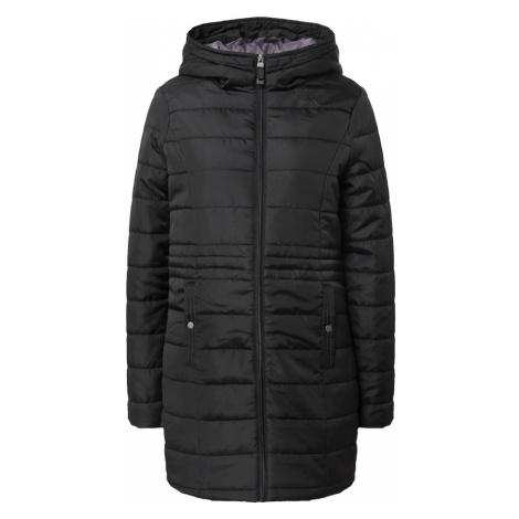 VERO MODA Prechodný kabát 'Simone'  čierna
