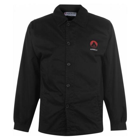 Airwalk Coach Jacket Mens Black