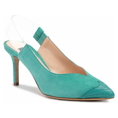 Sandále PINKO - Pimento PE 20 BLKS1 1H20QG Y624 Green V08