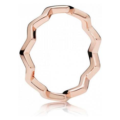 Pandora Štýlový bronzový prsteň 54 mm