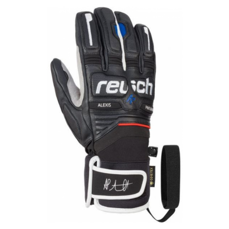 Reusch ALEXIS PINTURAULT GTX + GORE GRIP TECH - Kožené lyžiarske rukavice