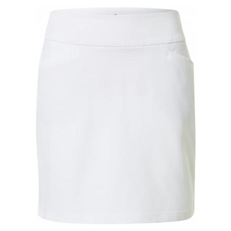 adidas Golf Športová sukňa 'STAR'  biela