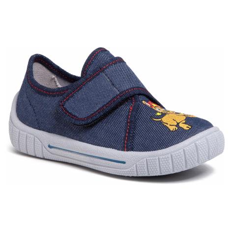 Papuče SUPERFIT - 1-000278-8100 M Blau