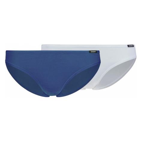 Skiny Nohavičky 'Rio'  biela / modrá