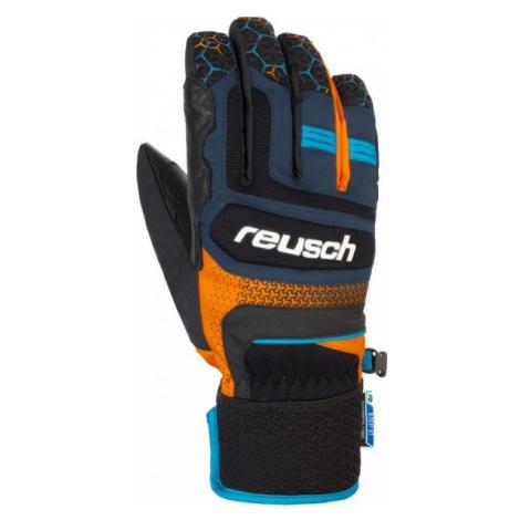 Reusch STUART R-TEX XT čierna - Lyžiarske rukavice