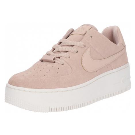 Nike Sportswear Nízke tenisky 'Air Force 1 Sage'  ružová