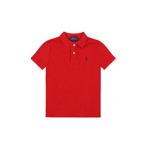 Polo Ralph Lauren Polokošeľa 322603252 Červená Regular Fit