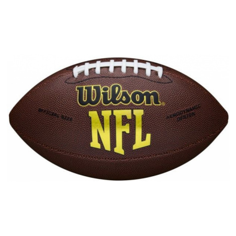 Wilson NFL FORCE OFFICIAL DEFLAT - Lopta na americký futbal