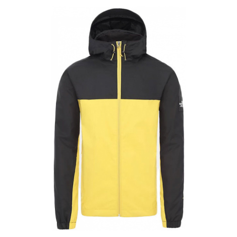 The North Face M Mountain Q Jacket - Eu Bamboo Yellow/Tnf Black-XXL žlté NF00CR3QNW9-XXL