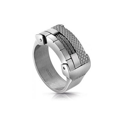 Guess Masívny pánsky prsteň UMR29010 mm