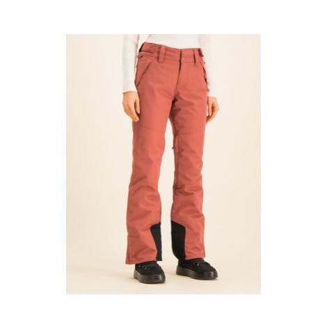 Billabong Snowboardové nohavice Malla Q6PF07 BIF9 Ružová Tailored Fit